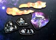 Armada Hindernis-Set 2 - Corellia Konflikt (6 teilig)