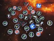 XWing 1 Token Set Basic Large (38 teilig)