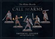 TES: Call to Arms Imperial Legion Starter PLASTIC