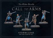 TES: Call to Arms Stormcloak Starter RESIN