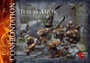 Rackham Confrontation Orc Amok Warriors DEUTSCH