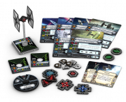 Star Wars X-Wing - TIE/fo Fighter Erweiterungspack DEUTSCH