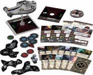 Star Wars: X-Wing - YT-2400-Frachter • Erweiterungspack DEUTSCH