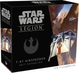 Star Wars Legion: Rebellen T-47 Airspeeder / Luftglieter