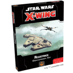 Star Wars X-Wing Resistance Conversion Kit - ENGLISH!