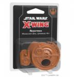 Star Wars: X-Wing - Manöver-Rad Abdeckung - RESISTANCE / WIDERSTAND