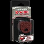 Star Wars: X-Wing - Manöver-Rad Abdeckung - REBELLEN