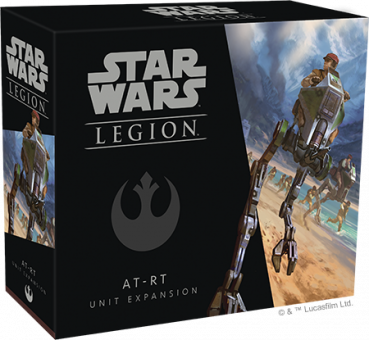 Star Wars Legion: Rebellen AT-RT