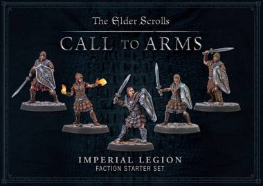 TES: Call to Arms Imperial Legion Starter RESIN