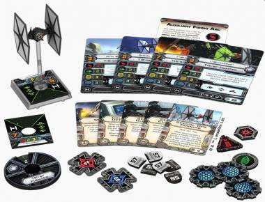 Star Wars: X-Wing - TIE der Spezialeinheiten • Expansion ENGLISH!