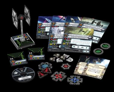 Star Wars: X-Wing - TIE/fo Fighter Erweiterungspack DEUTSCH