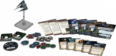 Star Wars X-Wing - TIE-Phantom • Expansion Pack ENGLISH!