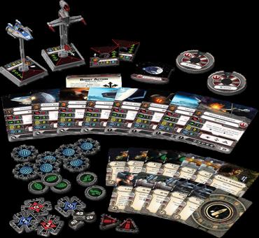 Star Wars: X-Wing - Fliegerasse der Rebellenallianz • Erweiterungspack DEUTSCH