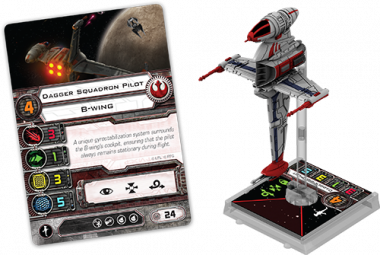 Star Wars: X-Wing - B-Wing • Erweiterungspack DEUTSCH