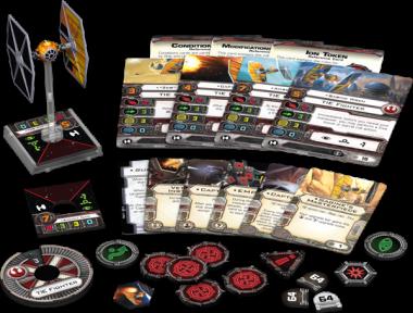 Star Wars: X-Wing - Sabines TIE-Jäger • Erweiterungspack DEUTSCH