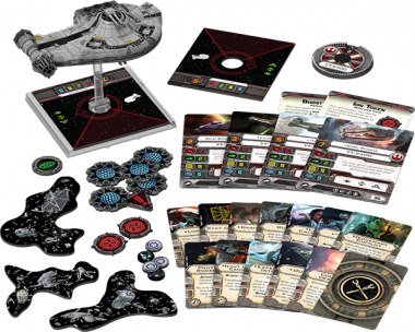 Star Wars: X-Wing - YT-2400-Frachter • Erweiterungspack DEUTSCH