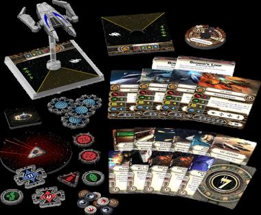 Star Wars: X-Wing - IG-2000 • Erweiterungspack DEUTSCH
