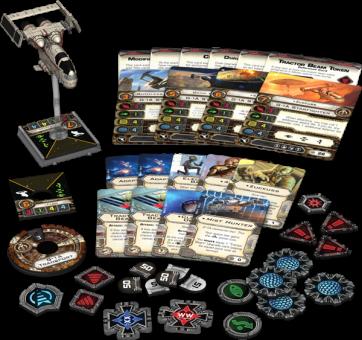Star Wars: X-Wing - Nebeljäger • Erweiterungspack DEUTSCH