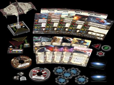 Star Wars: X-Wing - Scurrg H-6 Bomber • Erweiterungspack DEUTSCH