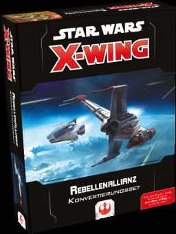 Star Wars X-WING 2 Konvertierungsset Rebellenallianz