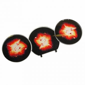 Bomben-Marker: Clusterbombe Set (3 teilig)