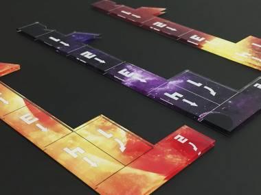 X-Wing EPIC Manöverschablone