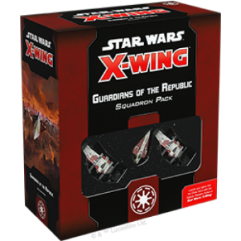 Star Wars X-WING 2  Guardians of the Republic Set - ENGLISH