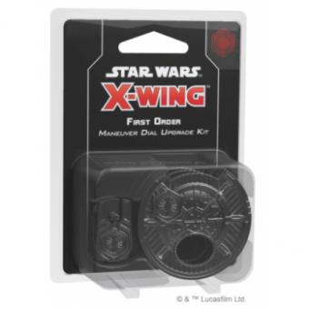 Star Wars: X-Wing - Manöver-Rad Abdeckung - FIRST ORDER / ERSTE ORDNUNG