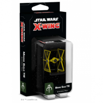 X-Wing 2 Expansion: MINING GUILD TIE - English