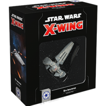 Star Wars X-WING 2  Sith Infiltrator - ENGLISH