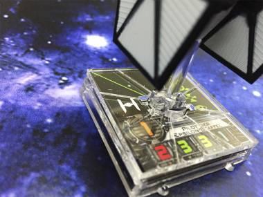 "X-Wing HotAC Overlay ""klein"" Set 10teilig"