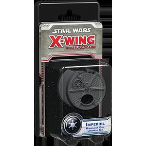 Star Wars: X-Wing - Manöver-Rad Abdeckung - IMPERIUM