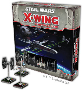 Star Wars: X-Wing - Grundspiel • DEUTSCH