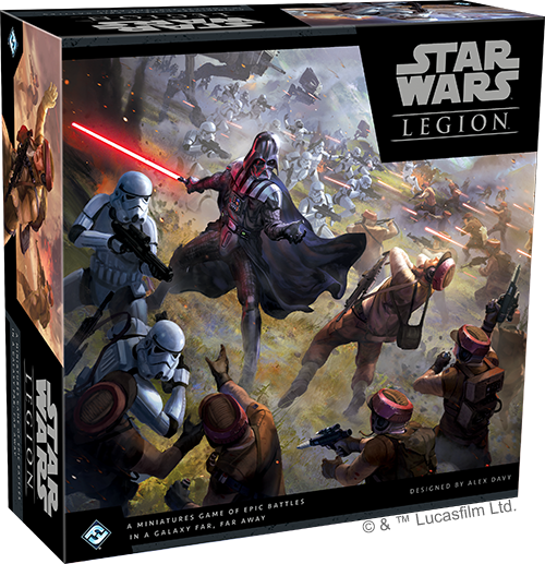 Star Wars Legion Grundspiel