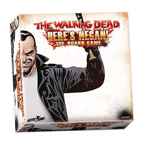 The Walking Dead - HERE's NEGAN - english / COOP 1 - 5 players