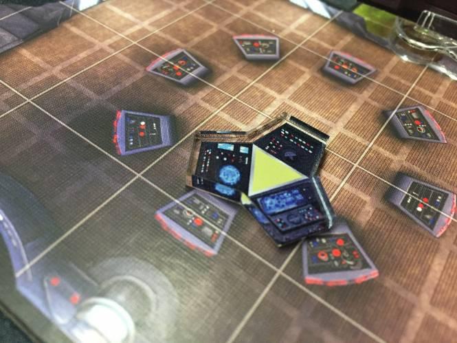 SW Imperial Assault - Mission Set - 9 teilig