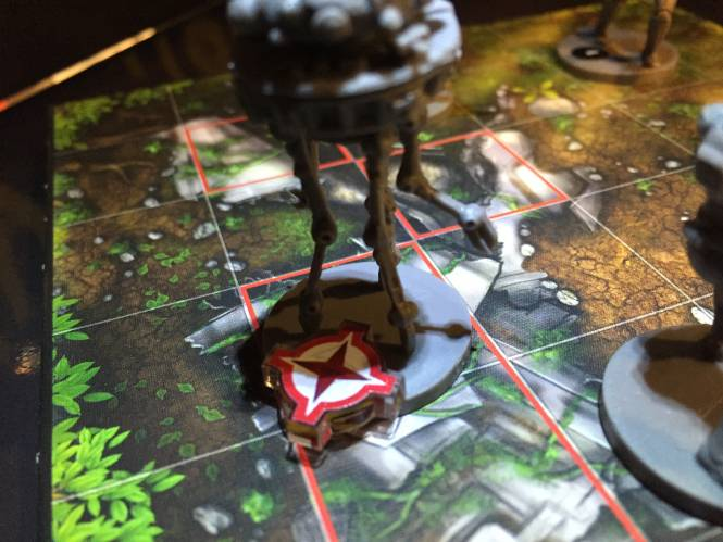SW Imperial Assault - Verwundung Set - 19 teilig