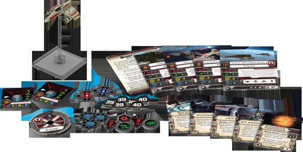 Star Wars: X-Wing - E-Wing • Erweiterungspack DEUTSCH