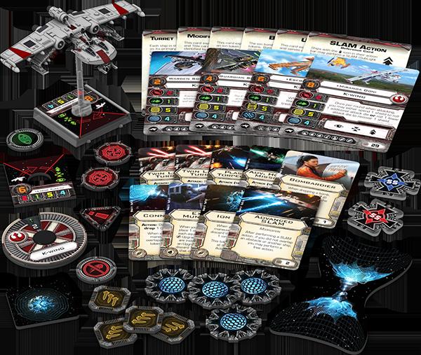 Star Wars: X-Wing - K-Wing • Erweiterungspack DEUTSCH