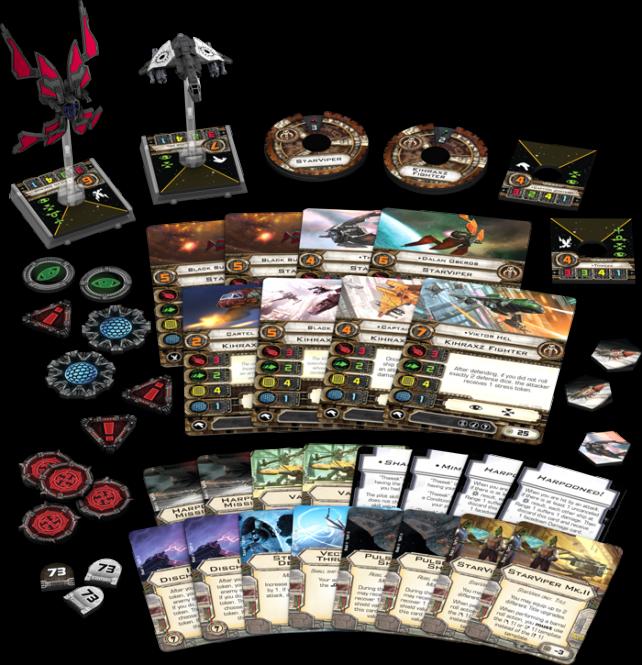 Star Wars: X-Wing - Söldnerseelen • Erweiterungspack DEUTSCH