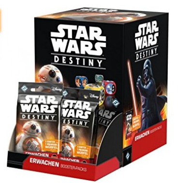 STAR WARS Destiny TCG - ERWACHEN / AWAKENING Booster Display (36 Booster) - deutsch! Portofrei