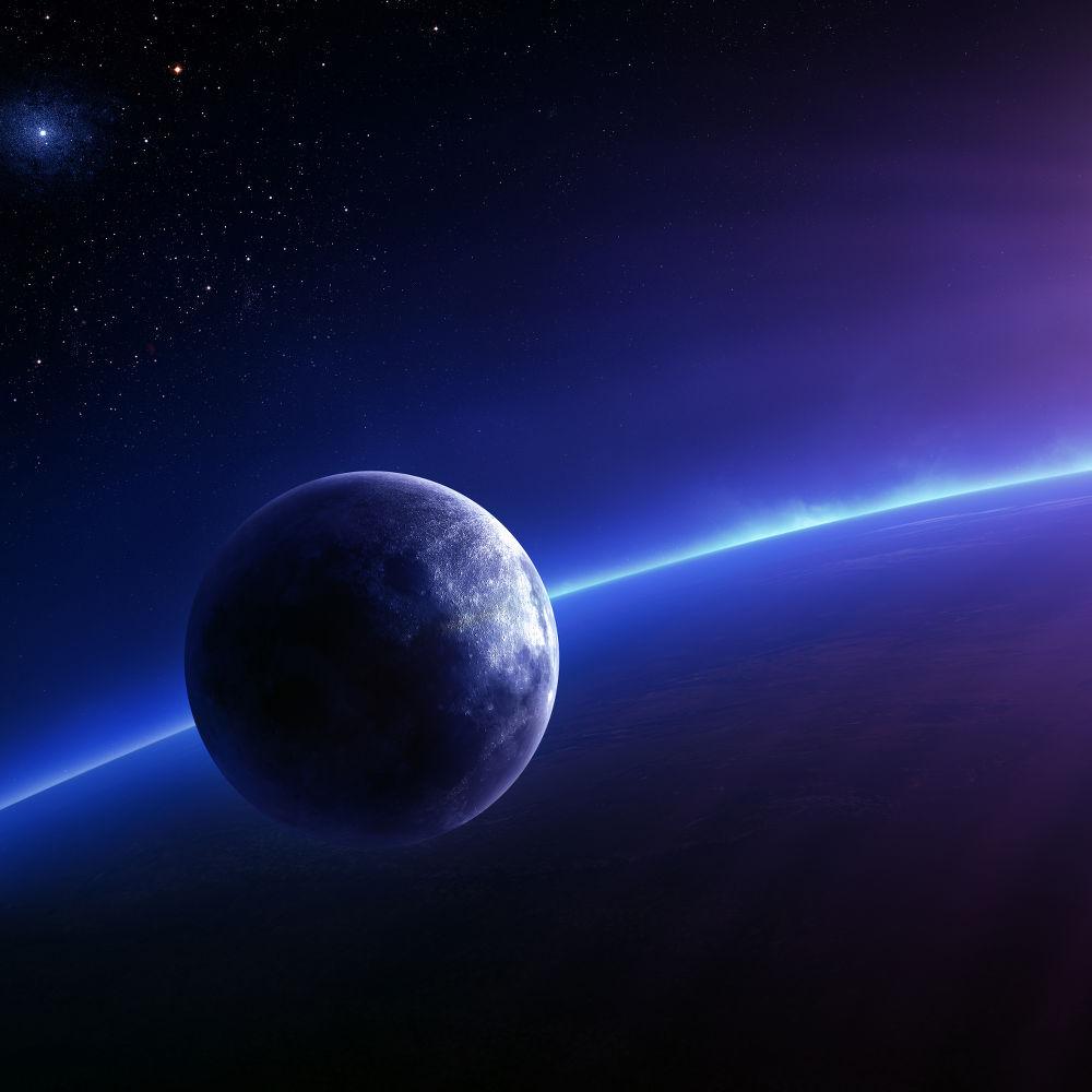 Blackbox Seven Spielmatte Pvc Blue Moonrise Bis Gr 246 223 E