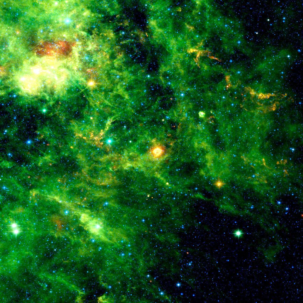 Blackbox Seven Spielmatte Pvc Nebula Green